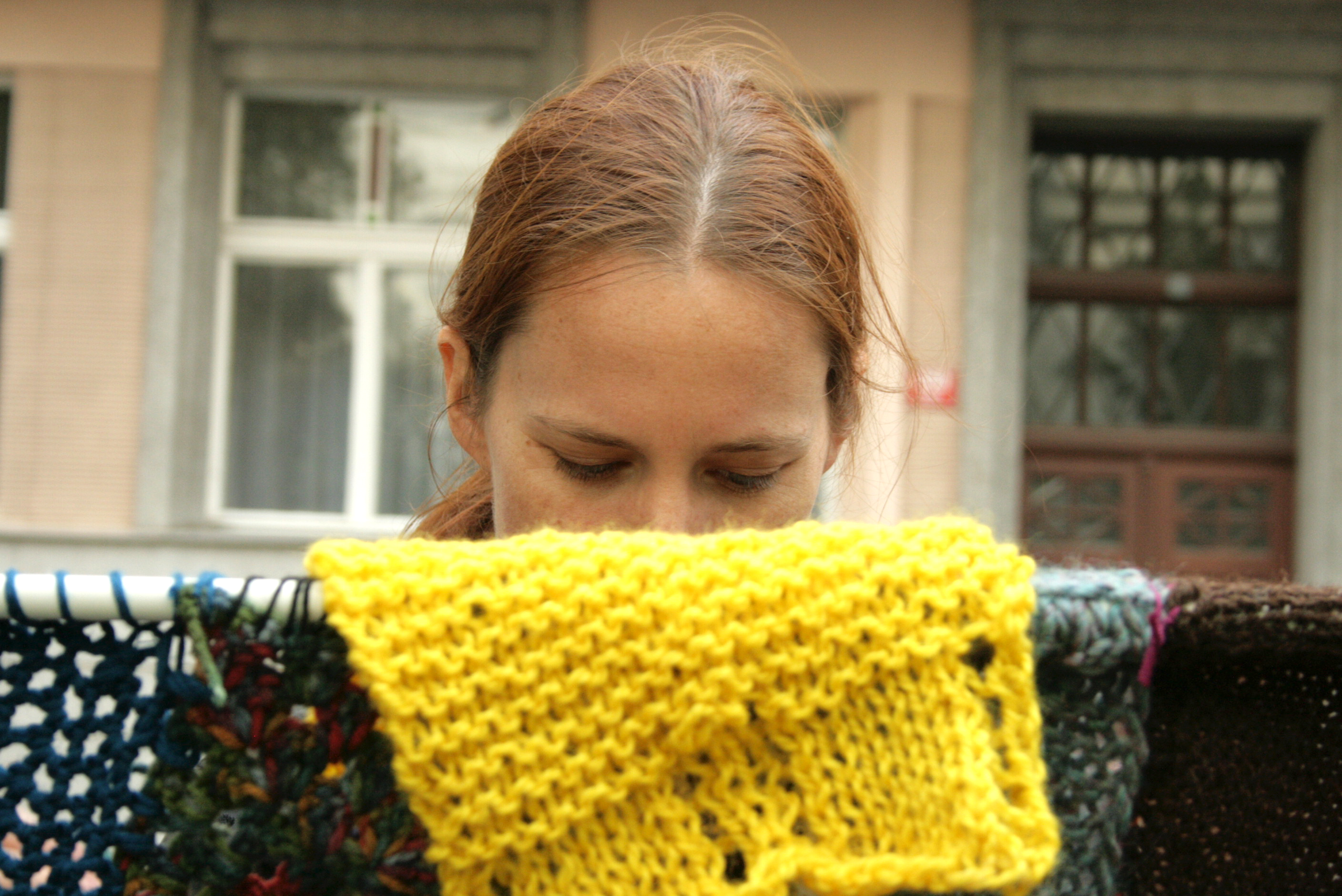 knitting at ZMJ14 13